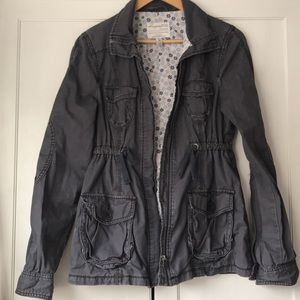 Aeropostale women's utility jacket coat medium